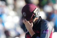Somerset CCC v  Nottinghamshire Outlaws, Taunton, UK - 13 June 2