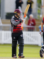 Somerset CCC v Essex CCC, Taunton, UK - 15 May 2017