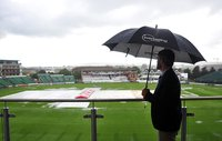 Somerset CCC v  Warwickshire CCC D1, Taunton, UK - 19 May 2017
