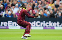 England v West Indies - 24th September 2017