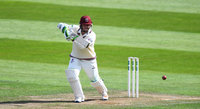 Somerset v Lancashire Day 1, Taunton, UK - 12th September 2017