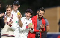 Somerset v Middlesex, D4, Somerset, UK - 28th Sept 2017