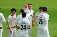 Somerset CCC v Worcestershire CCC D3, Taunton, UK - 22 Apr 2018