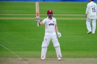 Somerset CCC v Worcestershire CCC D2, Taunton, UK - 21 Apr 2018