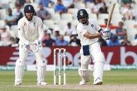 England v India , Day 2, Birmingham, UK - 2 Aug 2018