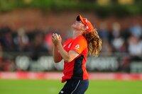 England Women v South Africa Women, Taunton, UK - 23 Jun 2018