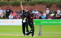 Somerset v Gloucestershire, Taunton, UK - 1 Jun 2018