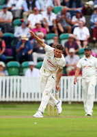 Somerset CCC v Nottinghamshire CCC D1, Taunton, UK - 9 Jun 2018