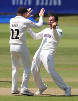 Somerset CCC v Nottinghamshire CCC D3, Taunton, UK - 11 Jun 2018