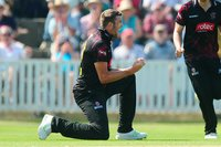 Somerset CCC v Glamorgan CCC, Taunton, UK - 20 May 2018