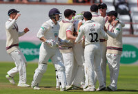 Somerset CCC v Hampshire CCC D3, Taunton, UK - 13 May 2018