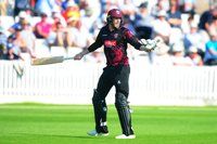Somerset v Sussex Sharks, Taunton, UK - 22 May 2018
