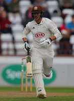 Somerset v Surrey D1, Taunton, UK - 18 Sep 2018