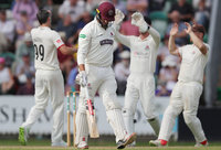 Somerset v Lancashire D2, Taunton, UK - 5 Sep 2018