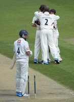 Sussex v Somerset D4 300414