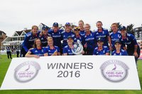 England Women v Pakistan Women 270616