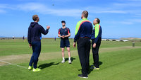 Devon CCC and Herefordshire CCC, Instow, UK - 30 May 2021