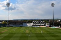Somerset CCC v Middlesex CCC, Taunton, UK - 29 Apr 2021