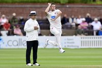 Somerset CCC v Leicestershire CCC D2, Taunton, UK - 5 Jul 2021