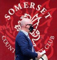 Somerset CCC v Hampshire CCC D1, Taunton, UK - 3 Jun 2021