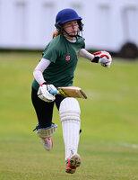 Sandford CC, Devon Womens 1st XI v Hatherleigh CC Womens 1st XI , Hatherleigh, UK - 3 May 2021