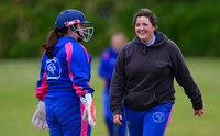 Sandford CC, Devon - Womens 1st XI v North Devon CC- Womens 1st XI , Hatherleigh, UK - 3 May 2021