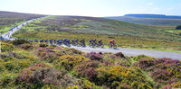 Tour of Britain 2021 Stage Two, Dartmoor, UK - 6 Sept 2021