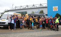 CycleJust4U, Exeter, UK - 28 July 2017
