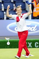Lawn Bowls Woman's Pairs Final 010814