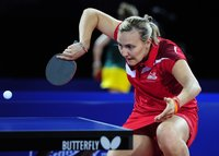 Mixed Doubles Table Tennis 300714