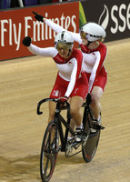 Cycling - Womens Sprint B Tandem Final 240714