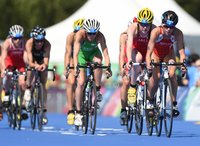 Women's Triathlon 240714