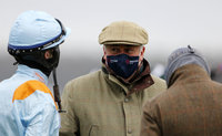Taunton Races, Taunton, UK - 30 Dec 2020