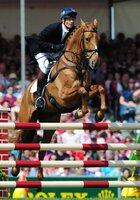 Badminton Horse Trials 100509