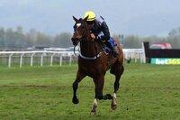 Taunton Races, Taunton, UK - 21 Apr 2021