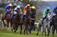 Taunton Races, Taunton, UK - 8 Apr 2021