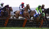 Taunton Races, Taunton, UK - 23 Feb 2021