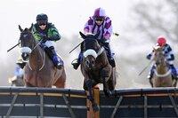 Taunton Races, Taunton, UK - 23 Jan 2021
