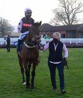 Taunton Races, Taunton, UK - 23 Mar 2021