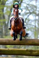 Bicton Horse Trials 2002