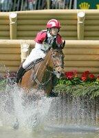 BADMINTON HORSE TRIALS, UK 7 May 2005