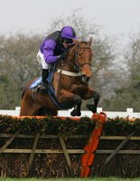 Wincanton Races, Wincanton, UK4 Apr 2005