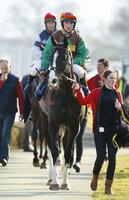 Taunton Races 210316
