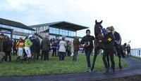 Exeter Races, Exeter, UK - 7 Dec 2018