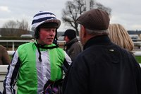 Taunton Races, Taunton, UK - 13 Dec 2018