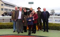 Taunton Races, Taunton, UK - 30 Dec 2018