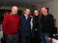Cheltenham Festival Preview Night, Newton Abbot, UK - 28 Feb 2018