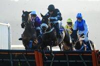Taunton Races, Taunton, UK - 20 Jan 2018