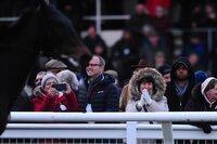 Taunton Races, Taunton, UK - 12 Mar 2018