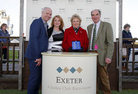 Exeter Races, Exeter, UK - 8 May 2018